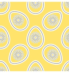 EasterPattern2 vector image vector image