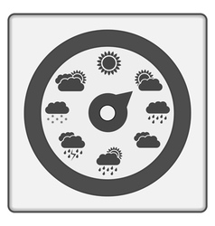 Weather indicator vector