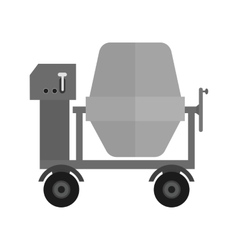 Cement mixing vector