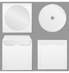 Cd case vector