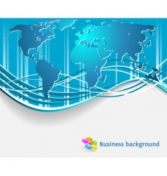 corporate business background vector image vector image