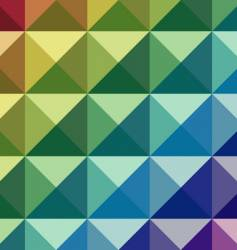heck pattern vector image vector image