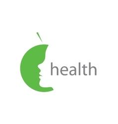 Logo health vector
