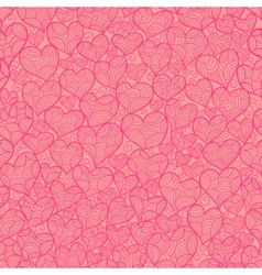 Pink love seamless vector
