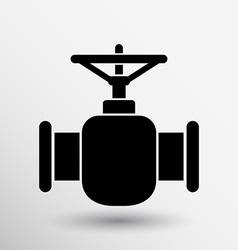 Pipeline icon button logo symbol concept vector