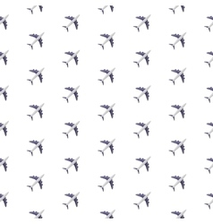 Planes pattern seamless vector