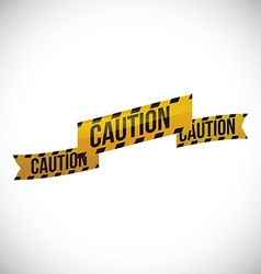 Caution icon design vector