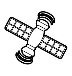 Satelite information world vector