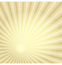 Old paper with rays vector