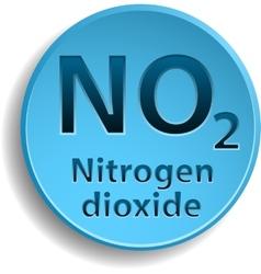 Nitrogen dioxide vector