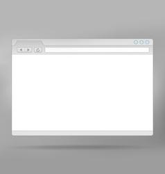 Web browser vector