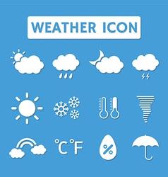Weathericon vector