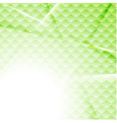 Light green tech minimal abstract background vector