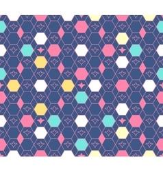 Argyle pattern Arabic seamless ornament vector image vector image