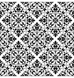 Seamless arabic pattern vector