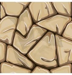 stone seamless pattern vector image