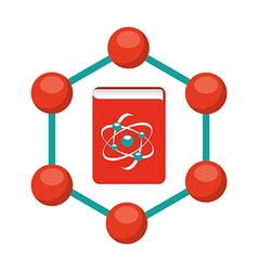Laboratory icon vector