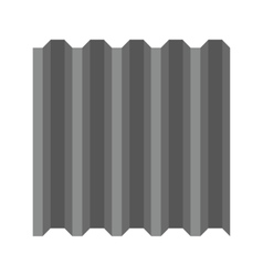 Metal sheet vector