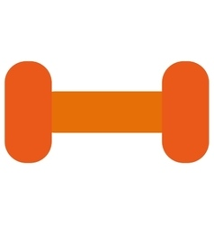 Dumbell icon design vector