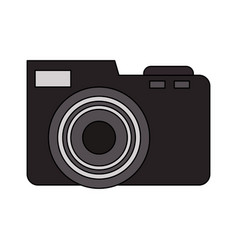 Photographic camera icon image vector