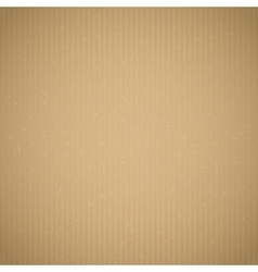 Brown recycled paper texture background vector