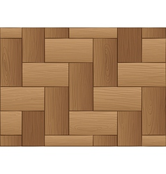 A topview of the floor tiles vector image vector image