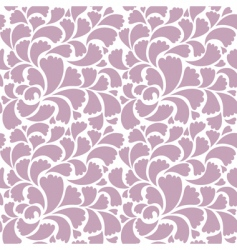 floral pattern vector image