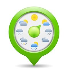 Weather Indicator vector image