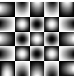 Checkered texture background Abstract vector image