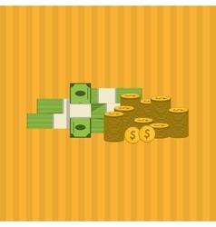 Profit graphic design vector