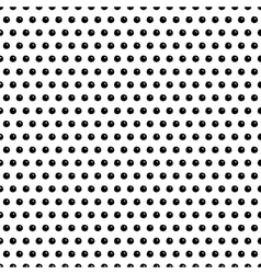 Abstract Polka Dot Seamless Pattern vector image vector image