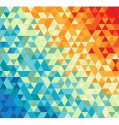 Abstract multicolor background vector