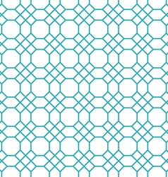 Octagons pattern vector image