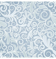 Seamless background of grey vector