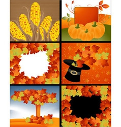 Thanksgiving concept vector