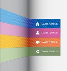 Infographics minimal vector