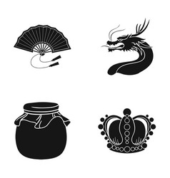 Dessert entertainment tourism and other web icon vector