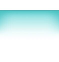 White mint gradient background vector