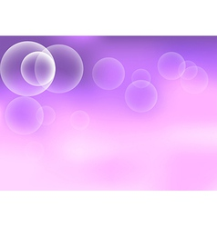 A purple colored stationery vector image vector image