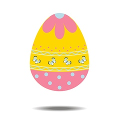 Easter Egg Icon vector image