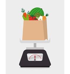 Food digital design vector
