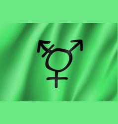 Transgender element movement lgbt vector