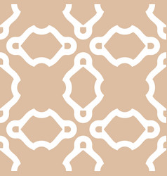 Abstract decorative seamless pattern vector