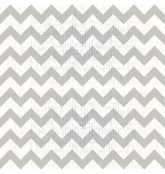 Abstract geometric zigzag seamless pattern vector image