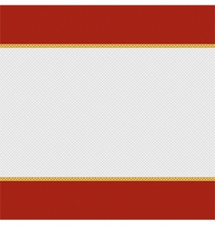 white red background vector image