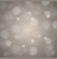 abstract blurred background of beige shiny vector image vector image