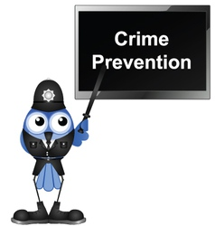 Crime prevention vector