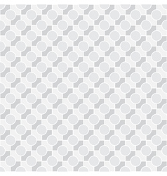 Monochromatic geometric pattern vector