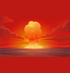 Nuclear explosion composition vector