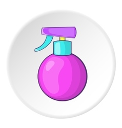 Spray icon cartoon style vector